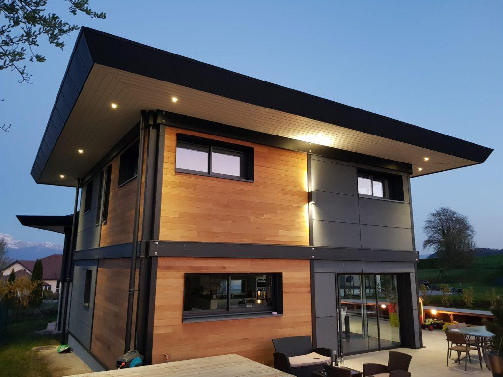 maison basse consommation energie