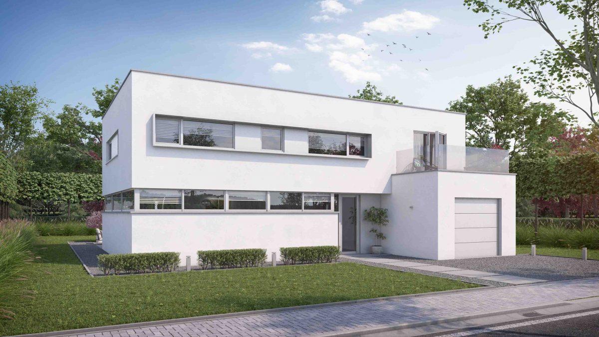 construction maison cle sur porte