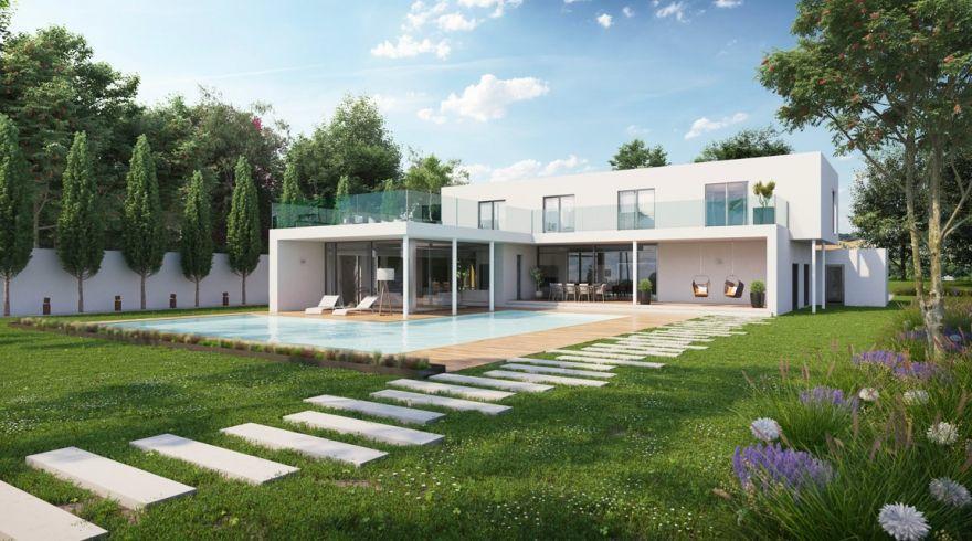 renovation moderne maison cle sur porte